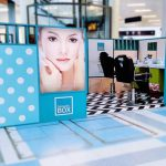 Nipa's beauty kiosks - renting space in a shopping centre