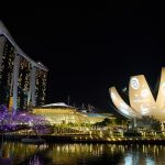 Singapore marina bay sands - uk shopping centres