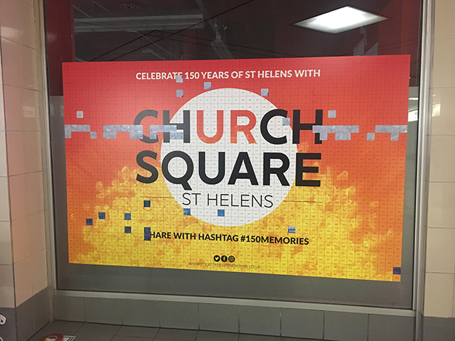 Celebrating 150 Years of St Helens