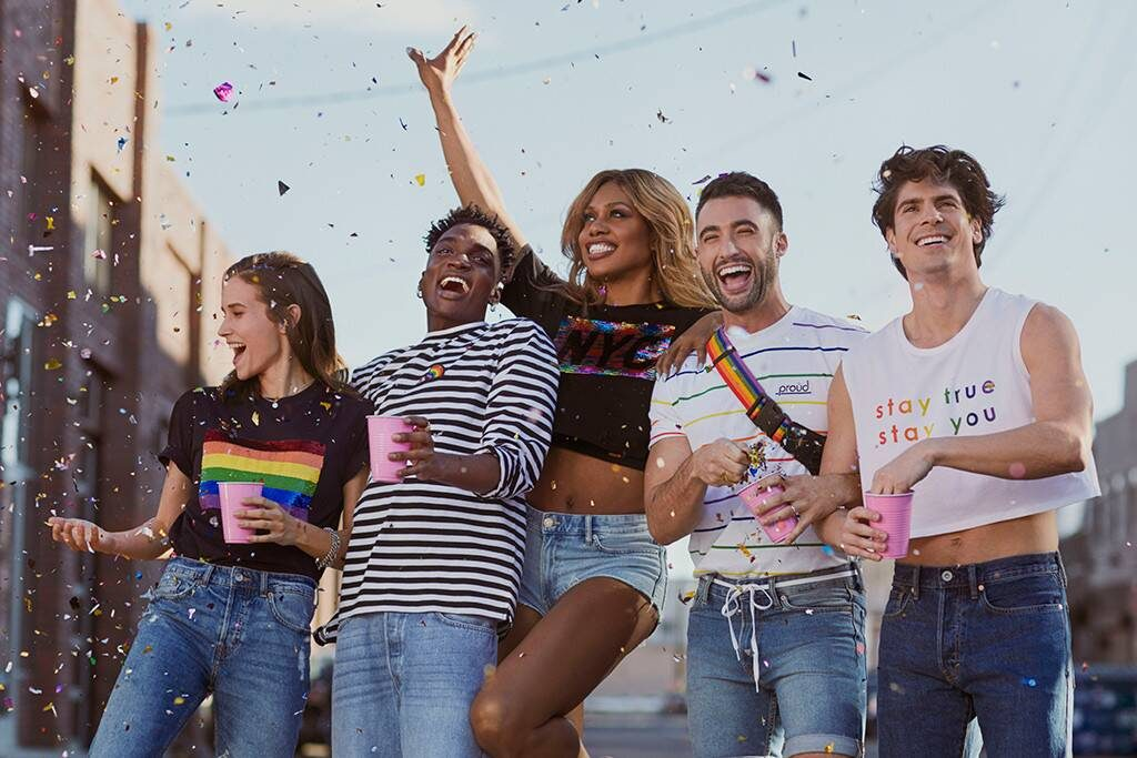 PR IN PRIDE MONTH: SEVEN BRANDS WHO SHOULD BE PROUD OF THEIR PRIDE CAMPAIGN