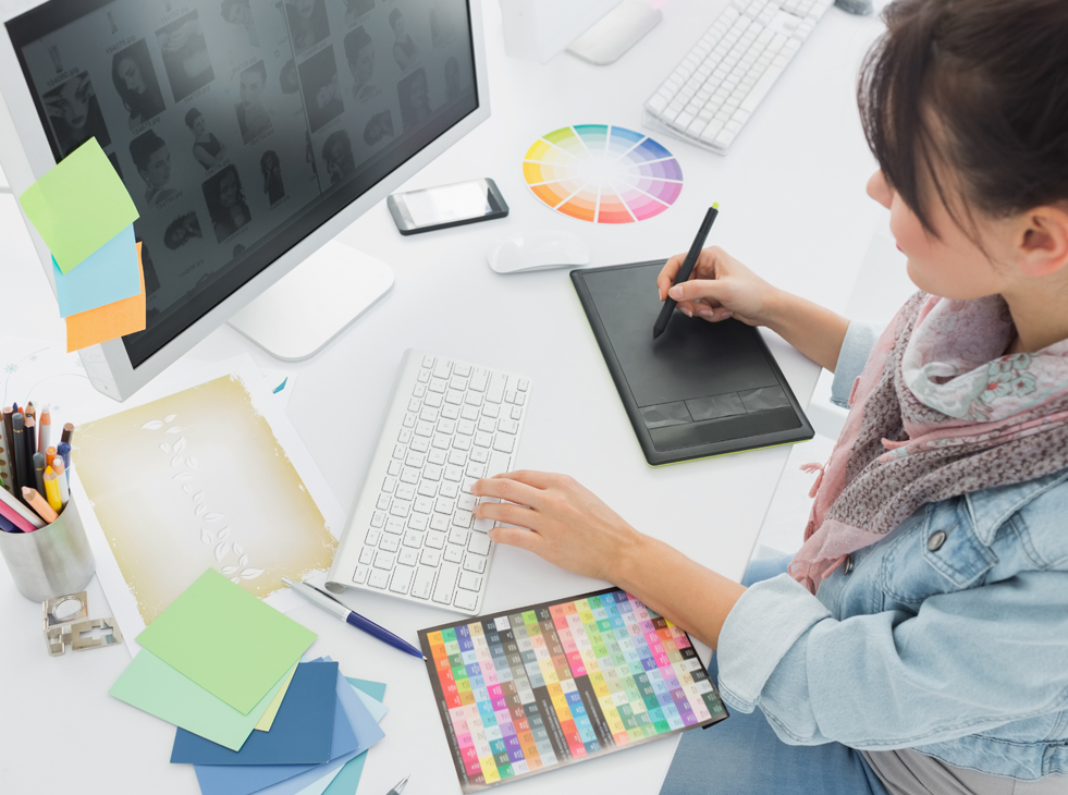 Experiences – Adjusting to changes within the graphics industry